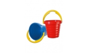 Plastový kyblíček - žlutý