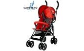 Golfový kočárek CARETERO Alfa red