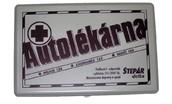Autolékárnička - euro krabice