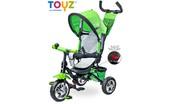 Dětská tříkolka Toyz Timmy green 2017