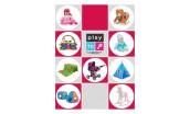Propagační materiály PlayTo - katalog 2020 balení 100 ks